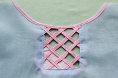 Basket Weave Inset