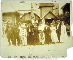 Coney Island, Midgets at Luna Park, 1915 - Google Image Result for http://www.eugenicsarchive.org/images/eugenics/normal/651-700/694-Midgets-at-Luna-Park-Coney-Island-New-York.jpg