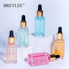 BREYLEE Serum Series - New Version DO YOU KONW?Skin problem once get but difficult to recover. It has to be care immediately otherwise skin trouble will become serious.Strong Penetration CapacitySmall molecules has strong penetration abil. Hydrating Serum, Skin Serum, Facial Serum, Facial Care, Whitening Face, Ali Express, Face Skin Care, Skin Brightening, Hyaluronic Acid