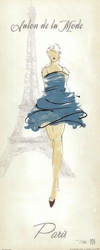 Fashion Lady I