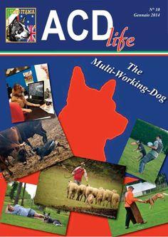 Italian magazine of the Australian Cattle Dog Club N°10