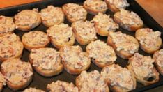 Bites to receive without stress! Seafood Appetizers, Appetizers For Party, Appetizer Recipes, Healthy Breakfast For Kids, Healthy Dessert Recipes, Desserts, Appetisers, Freezer Meals, Brunch