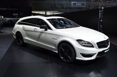 "MB CLS AMG63 station wagon (aka ""shooting brake"") .. Love this almost as much as the reg cls amg"