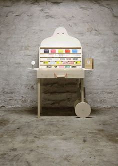 The Flip Book Kiosk - Jenni Rope