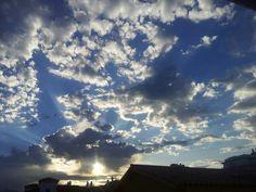 #morning #clouds #Axarquía #VélezMálaga #TorredelMar