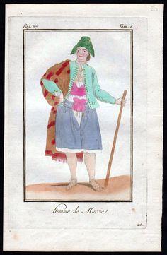 1780 murcie Murcia España Espana Spain costume grabado Tracht antiqu 115485 in Antiquitäten & Kunst, Grafik, Drucke, Originaldrucke 1800-1899 | eBay