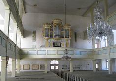 Silbermann-Orgel Crostau