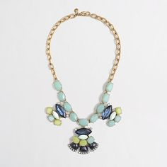 J.Crew Factory - Factory clusters statement necklace