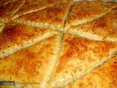 Cooking Bread, Dough Recipe, Food And Drink, Appetizers, Pizza, Recipes, Eten, Appetizer, Recipies
