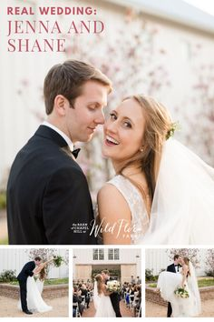 Gorgeous and garden-inspired, with lush green and white florals, Jenna and Shane's wedding is truly a classic Barn of Chapel Hill celebration! Read their candid Q A about some of their highlights of the day and peek inside their wedding gallery for your own garden wedding inspiration. Farm Wedding, Garden Wedding, Diy Wedding, Early Spring Wedding, Flora Farms, Barn Wedding Inspiration, Preparing For Marriage, Floral Theme, Chapel Hill
