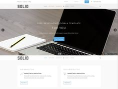 Solid is a full responsive Joomla template built with Uikit & Warp Framework. This template for businesses to showcase their portfolio, products, and offerings. Don't miss the chance to give your store an impressive look with Solid. Don't miss!