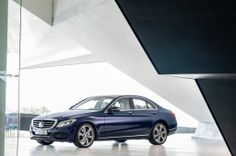Mercedes-Benz C 300 BlueTEC HYBRID, Exclusive Line