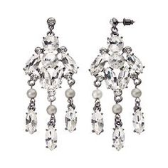 Simply Vera Vera Wang Chandelier Earrings Kohl's