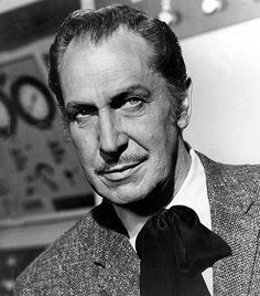 Vincent Price ~ the King of Horror in the 60's