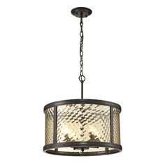 ELK Lighting 31452/4 Chandler Collection Oil Rubbed Bronze Finish