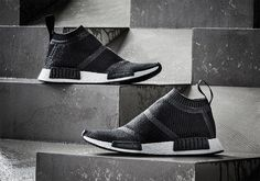 #sneakers #news adidas Makes The City Sock Ready For Winter With Wool Primeknit