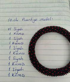 Daha önce 8 li modeli paylaşmistim şimdi 10'nlu modeli isteyenler için gelsin 🌺  #taki #orgu #bijuteri #hapisaneişi #bohembileklik… Seed Bead Bracelets Tutorials, Crochet Beaded Bracelets, Beaded Bracelets Tutorial, Handmade Bracelets, Handmade Jewelry, Bead Crochet Patterns, Bead Crochet Rope, Beaded Jewelry Patterns, Beading Patterns
