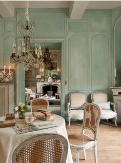 a french touch to a room ... | MY FRENCH COUNTRY HOME