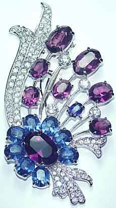 Eisenberg Jewelry on Pinterest | Brooches, Rhinestones and Brooch Pin