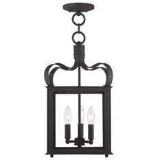 Garfield 3 Light Foyer Pendant