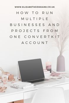The trick to running multiple businesses from one ConvertKit account is to stay organised. Check out this tutorial to learn how. #ConvertKit #ConvertKitTips #EmailMarketing #EmailMarketingTips #ConvertKitForBusiness # SmallBusinessTips #EmailMarketingForBusiness