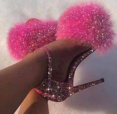 Pretty pink heels just for you. Pink Tumblr Aesthetic, Aesthetic Shoes, Bad Girl Aesthetic, Aesthetic Vintage, Makeup Aesthetic, Aesthetic Black, Aesthetic Bedroom, Aesthetic Collage, Aesthetic Grunge