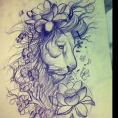 This is what I'm getting on a smaller scale and with a few surprises incorporated to represent the tough times in life that God (the Lion of Judah) has walked me through. It won't be this exact design - but a version of it.