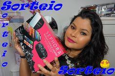 Sorteio Paleta Sephora!!!!!