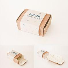 Butter! by Alessia Sistori, via Behance