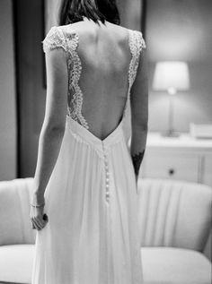 ROBE JO - Stéphanie Wolff Paris #collection2017 #wedding #robedemariéesurmesure #créatriceparis Crédit photo : L'artisan photographe