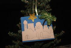 Bethlehem jesse tree ornament