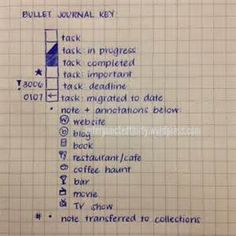 bullet journal - Ecosia