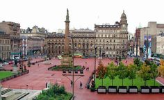 George Square in Glasgow, Glasgow City
