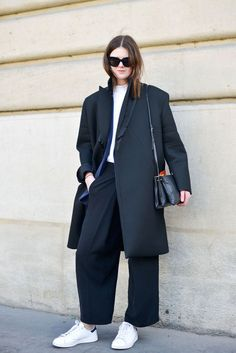 53 Chic as Shit Paris Street Style Looks