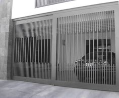 4 Unbelievable Tips and Tricks: Outdoor Fence Deer fence panels painted.Fence And Gates Design. Home Door Design, House Gate Design, Main Gate Design, Door Gate Design, Fence Design, Steel Gate, Steel Doors, Front Gates, Entrance Gates