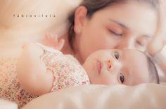 mãe // mother // madre by fábio vilela, via Behance