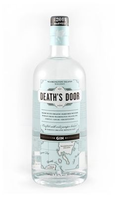 Death's Door Gin, Our Drink of the Week!