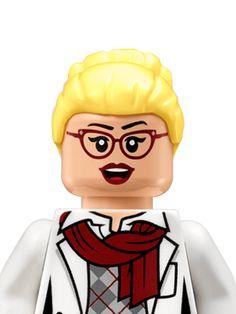 Dr Harleen Quinzel