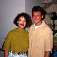 Never seen this photo in HD ❤️ Selena and Luis Miguel ! #selena #queen #legend…