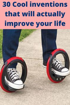 30 Cool inventions that will actually improve your life