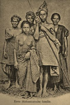 """'Bruce Bairnsfather Postcard """"Trouble With One Of The Souvenirs"""" ' Postcards - Jane - Picasa Web Albums History Of India, World History, Bali Girls, Maluku Islands, Indonesian Art, Dutch East Indies, Tribal People, Makassar, History Facts"""