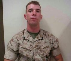 Cpl. Christopher M. Monahan Jr., 25, of Island Heights, N.J., died Nov. 26 while conducting combat operations in Helmand province, Afghanistan. He was assigned to Combat Logistics Battalion 2, Combat Logistics Regiment 2, 2nd Marine Logistics Group, II Marine Expeditionary Force, Camp Lejeune, N.C. http://www.defense.gov/releases/release.aspx?releaseid=15703