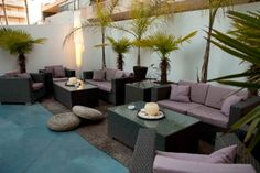 Nuestra zona Chill out!!