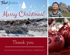 Merry Christmas from Travel Buddies!