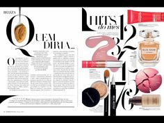 Harper's Bazaar Brasil - Fev/14