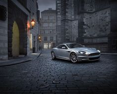 Motors: Aston Martin DBS - GF Luxury