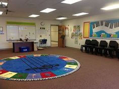 Classroom Layout and Lesson Plans