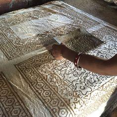 Textile tour of Rajasthan, India - with block print workshops in Bagru and Pushkar. Tie & dye workshop in Udaipur.