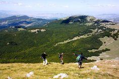 #Trekking in #Pollino Park