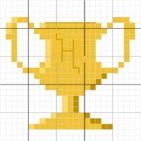 HARRY POTTER-HUFFLEPUFF'S CUP 3 - Stitch Fiddle